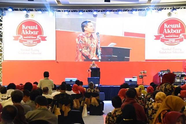 Sekjen MPR ajak alumni FH Unsoed rawat kebhinnekaan