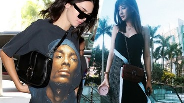 Longchamp 最新百搭包款 Amazone 讓金祕書、高貴妃、Kendall Jenner、安心亞等人都愛不釋手