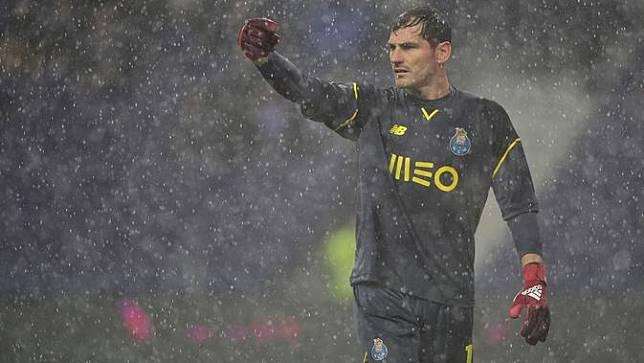 Doa dan Dukungan Mengalir Deras untuk Iker Casillas