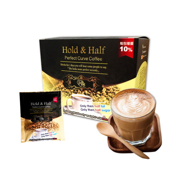 第二代中化製藥卡布速纖白咖啡 (增量版)