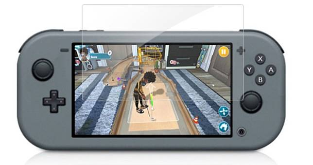 「Nintendo Switch Mini」可能就長這樣,中國周邊商露玄機