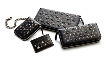 Jimmy Choo 2012 Spring/Summer Wallets 配件都是小星星