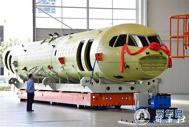 'ซินโจว-700' เครื่องบินสัญชาติจีน พร้อมขึ้นบินครั้งแรกครึ่งหลังปี 2020