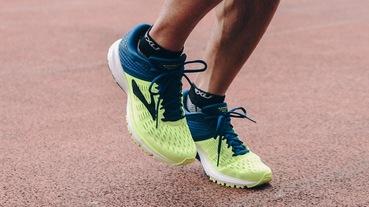 網友 William 鞋評 / 豐沛反饋 輕量有感的 BROOKS RAVENNA 9 實測