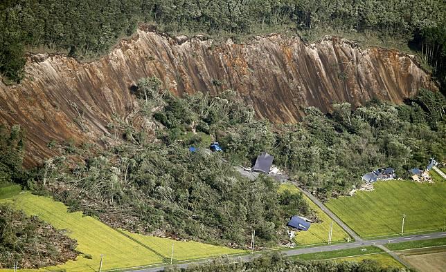 Gempa Kuat Hantam Hokkaido, Jepang