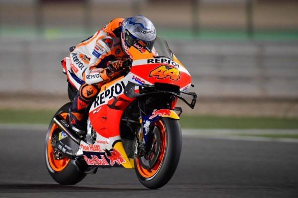 Kualifikasi MotoGP Jerez: Marc Marquez Terlempar dari 10 Besar