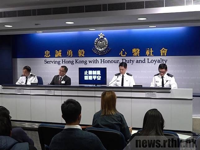 警察公共關係科高級警司江永祥表示,留意到有關情況,他指出人與人相處要互相尊重,衝突場面雙方都有責任。