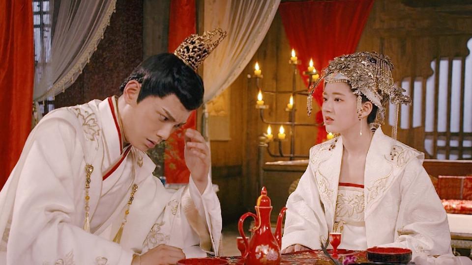 古裝劇「白色嫁衣」1:趙露思《傳聞中的陳芊芊》