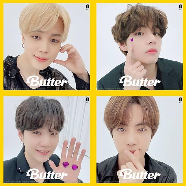 Rambut Baru BTS untuk Comeback Terungkap, Jungkook Paling Cetar 1