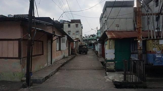 Rumah Susun Palembang [Fitria/SIAPGRAK.COM]