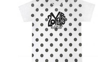 Comme des Garcons x 10 Corso Como 20週年紀念T-Shirts