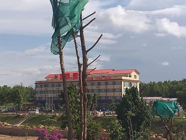 นครแม่สอด-เมียวดี เมืองใหม่โก๊กโก่-YATAI INTERNATIONAL HOLDING GROUP  (หย่าไถ้) สร้าง ก่อสร้างโรงแรม ระดับ 5 ดาว 12 ชั้น