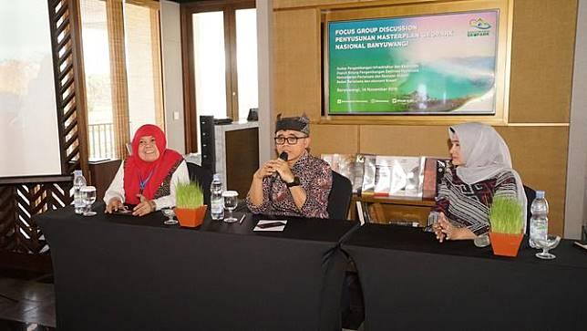 Kemenpar Gelar FGD Penyusunan Master Plan Geopark Banyuwangi