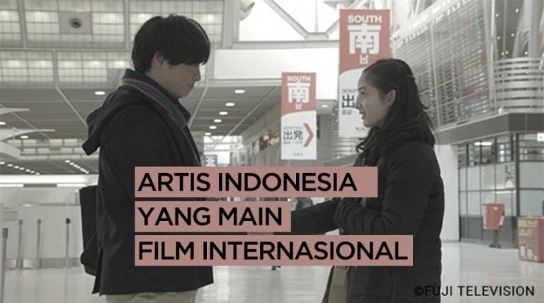 9 Artis Indonesia Yang Bermain Di Layar Kaca Internasional Shopback Line Today