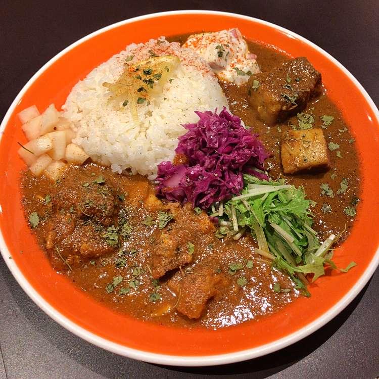 hiromame27さんが投稿した神泉町カレーのお店カリカリスパイス の写真