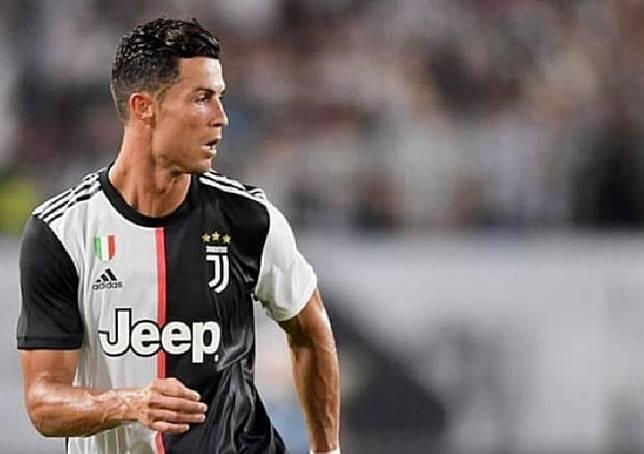 Cristiano Ronaldo. (instagram/@juventus)