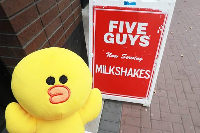 早前在香港已經開了分店,在加拿大同樣有得食!