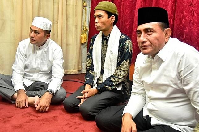 Biro Humas dan Keprotokolan Setda Provinsi Sumut