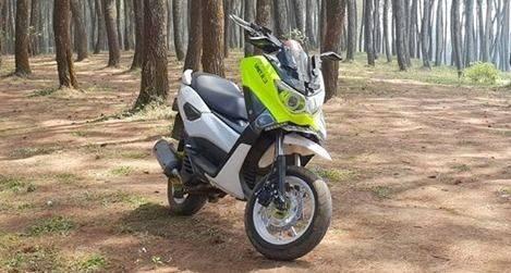 Yamaha NMAX ADV postingan Ary Firmansyah