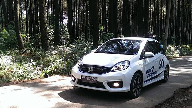 Honda Targetkan New Brio Laku 25 Ribu Unit