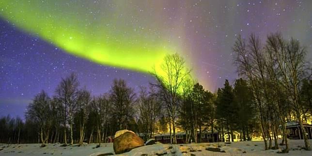 8 Tempat untuk Lihat Aurora Borealis seperti Raffi Ahmad dan Nagita Slavina