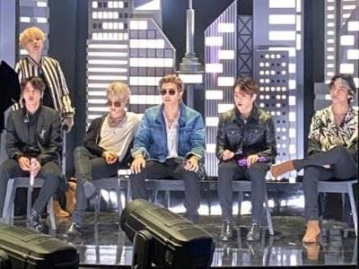 Tampil di Grammy 2020, BTS Makin Bersinar di Dunia Musik