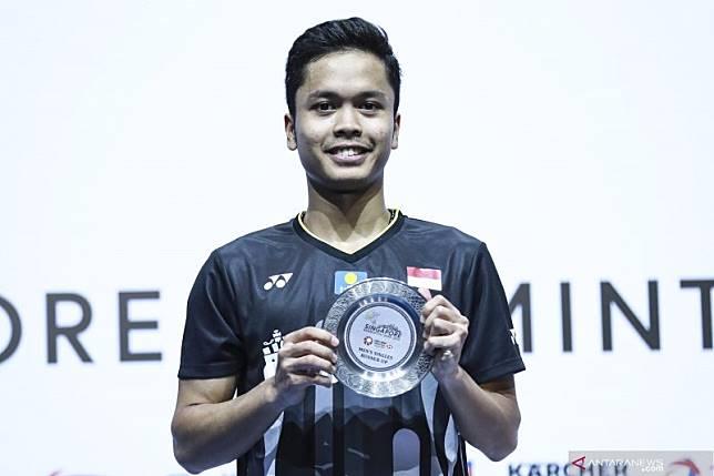 Ginting dan Jojo langsung terhenti di babak pertama Asia Championship