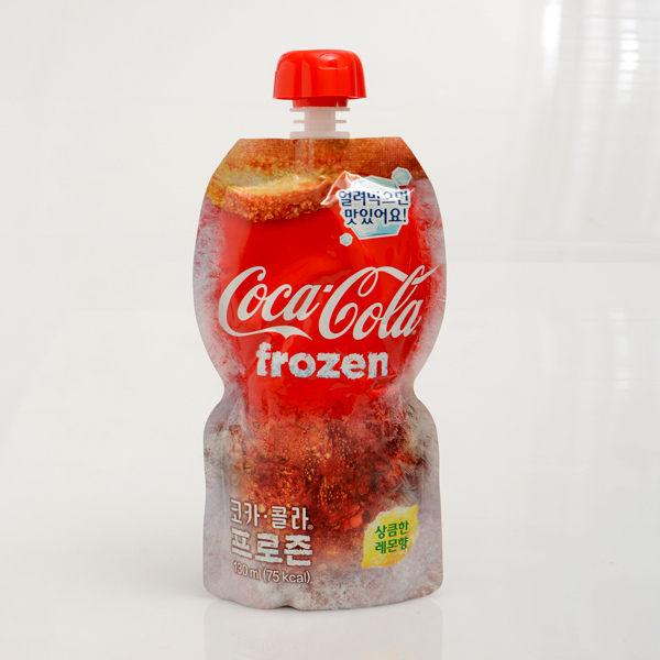 Coca Cola - 可口可樂冰沙130ml(賞味期限:2020.01.18)
