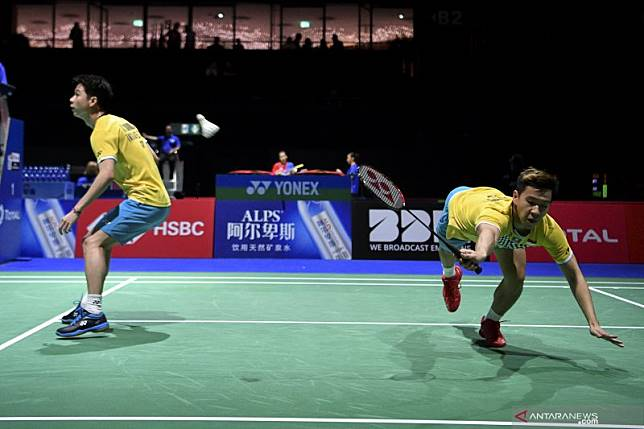 Minions juarai China Open meski bermain kurang nyaman