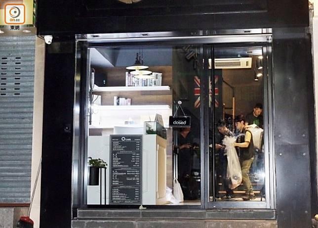 涉案的髮型屋。