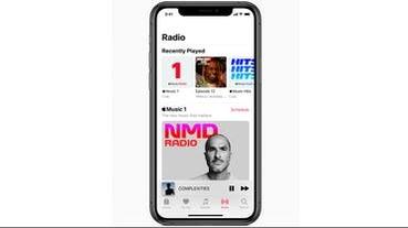 Apple 宣佈推出 Apple Music Radio 全新直播電台