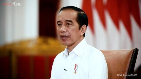 Menanti Jokowi Disuntik Vaksin Corona Sinovac (1)