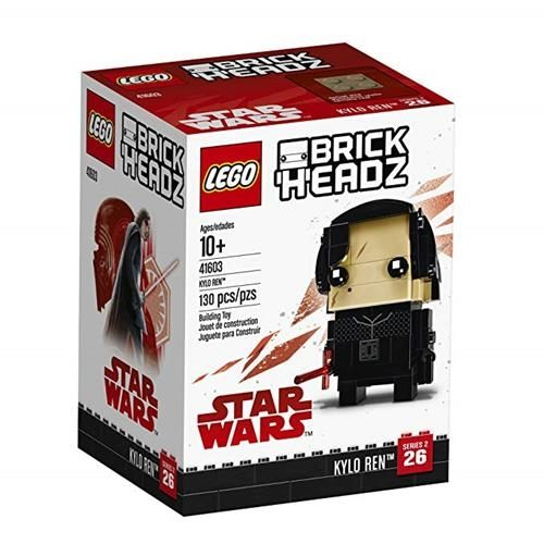 LEGO 樂高 BrickHeadz Kylo Ren 41603 Building Kit (130 Piece)