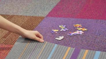 地毯拼圖趣