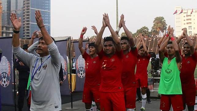 3 Faktor Keberhasilan Timnas Indonesia U-22 Menembus Final Piala AFF U-22 2019