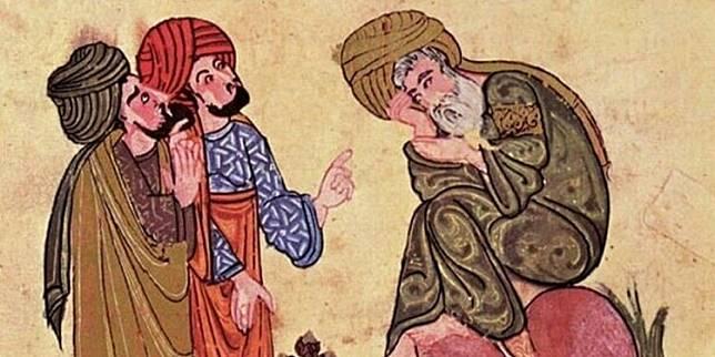 Image result for karakter lucu abunawas