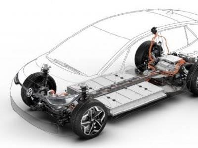 VW Caplok 20% Saham Pabrikan Baterai Tiongkok