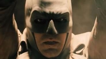 與《美國隊長 3》拚人氣!《蝙蝠俠對超人》曝光最新短篇預告