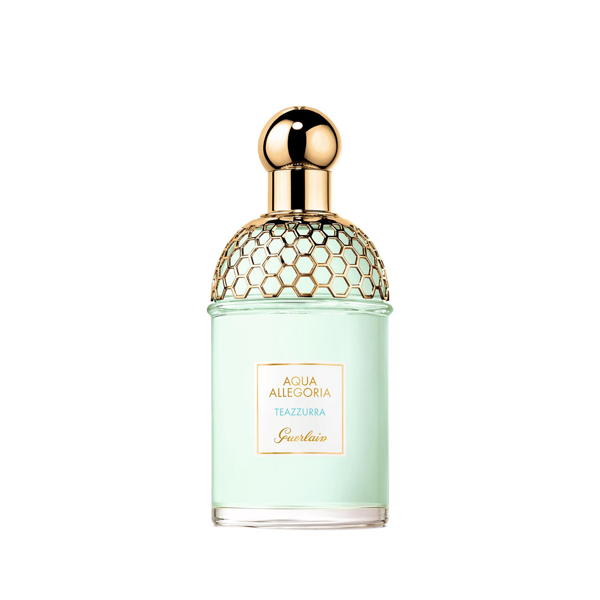 花草水語 沁藍綠茶淡香水