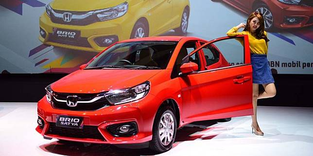 All New Honda Brio Satya (Dok. Otosia.com)