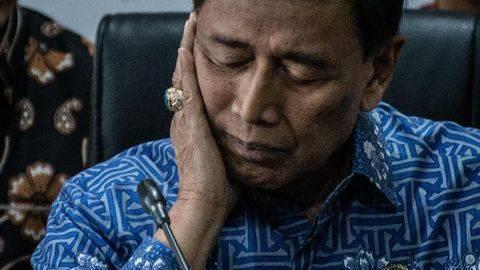 Menko Polhukam Wiranto. (Foto: CNN Indonesia/Adhi Wicaksono)
