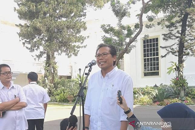 Fadjroel Rachman, aktivis anti korupsi yang jadi calon menteri