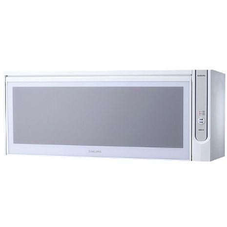 (含標準安裝)櫻花懸掛式臭氧殺菌烘碗機90cm(與Q7565AWXL同款)烘碗機白色Q-7565AW