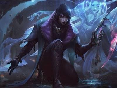 Riot Games Segera Rilis Champions Baru, Aphelios di League of Legends
