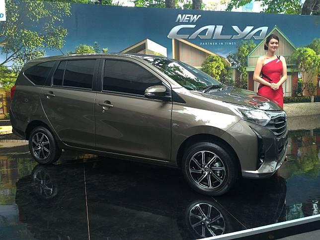 Toyota New Calya 2019