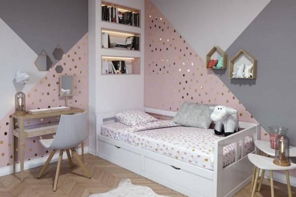 10 Ide Dekorasi Kamar Minimalis untuk Penyuka Warna Pink, Cute Banget!