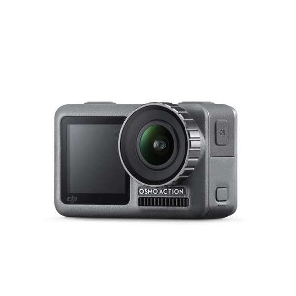 【8/1~8/12加送保護框套裝】大疆 DJI Osmo Action 極限運動4k攝影相機 超級防震雙彩螢幕 【公司貨】