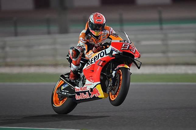 Hasil Sesi Latihan Bebas 1 MotoGP Argentina 2019