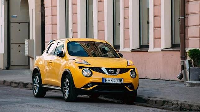 Nissan Juke [Shutterstock].