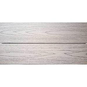 太陽神塑木拼接防潮地板30x60 深咖